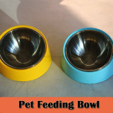 Durable Pet Feeding Stainless Steel Bowl