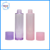 Wholesale Empty Clear Cosmetic Packaging Pet Plastic Bottle for Toner
