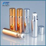 Roll-on UV 5ml Essential Oil Bottle Cosmetic Jar