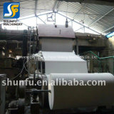 Second Hand Used Toilet Paper Machine Cheap on Sold Tissue Machines