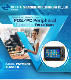 8 Inch 4G NFC Fingerprint Industrial IP67 Touch Screen Rugged Android Tablet (HCC-Z200)