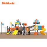 60% off Free design Outdoor Playground Children Plastic Slide Amusement Parks