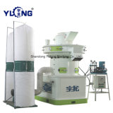 1-1.5t/H Wood Pellet Mill with Ce Certificate
