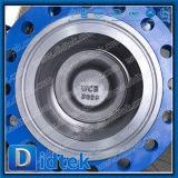 Didtek Pn100 GOST12815-80 Flange Gate Valve with Worm Gear