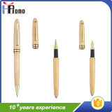 Elegant Bamboo Ball Pen for Souvenir