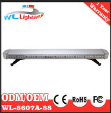 Amber Police Warning Strobe Lightbar for Ambulace Fire Truck