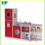 Hot New Products Kids Wooden Toy Kitchen Play Set