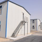 Prefabricated Apartment and Office Building for Camp Project