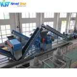 Truck Tyre Recycling Machine Used Tire Cutters Tyre Shredding Plant for Sale