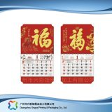 Creative Hang Calendar for Office Supply/ Decoration/ Gift (xc-stc-012)
