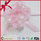 Wholesale Organza Gift Package POM POM Pull Bow