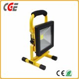 LED Light 30W/40W/50W LED Rechargeable Floodlight Outdoor Light LED Flood Lights AC85-265V Outdoor Light LED Lighting