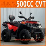 EEC EPA 500cc Quad Bike 4X4