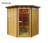 Corner Infrared Sauna, New Generator Sauna Room