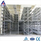 High Space Use Steel Multi-Tier Shelving for Warehouse