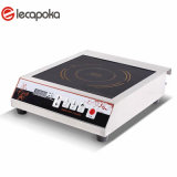 China Stainless 110V/1800W 220V/3500W Portable Ih Induction Burner Induction Cooktop Commercial Electric Induction Cooker