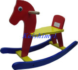 China Manufacturer Wholesale Wooden Horse Toy