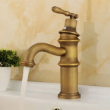 New Style White Dual Purpose Copper Basin Bathtub Faucet