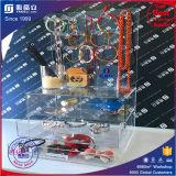 Custom Design Luxury Acrylic Jewelry Display