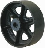 Induatrial Cast Iron Single Wheel