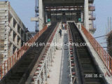 Steeply Inclined Corrugated Sidewall Belt Conveyor