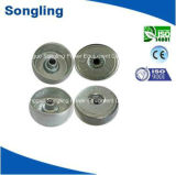 Good Quality Zinc Sleeve Electric Insulator Castings (Cast Iron Cap) From Songling Factory