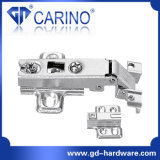 (B25) Slide on Aluminum Frame Door Hinge Door
