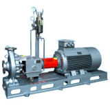 Single Stage Single Suction Horizontal Centrifugal Pump (IJ)