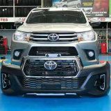 Toyota Hilux Revo Body Kits Front Bumper Guard Upgrade to Rocco
