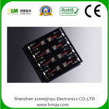 Black Oil Rigid Flexible Board PCB with Competitive Price From Lvmay