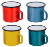 Wholesale Promotional Cheap Coffee Enamel Mug