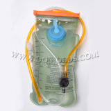 TPU Drinking Water Bag for Camping Water Bladder Hydration Backpack