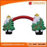 Inflatable Christmas Santa & Christmas Tree Arch Decoration (H1-200)