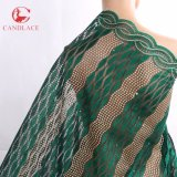 Embroidered Tulle Lace Dress Fabric Wholesale Price