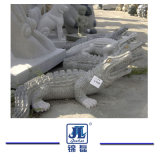 Natural Granite/Marble Carved Stone Figure/Animal Statue/Sculpture for Garden/Outdoor