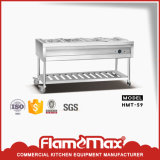 Catering Equipment Food Warmer Trolley Bain Marie