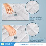 "Crib Size 52X28X6"" Bamboo Hypoallergenic Waterproof Mattress Protector"
