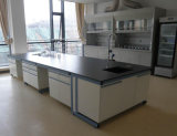 New Type All Steel C-Frame Central Lab Bench