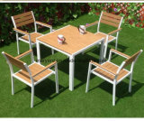 Polywood Garden Dining Table and Chair