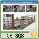 China PP Laminated Paper Plastic Bag Pouch Making Machine