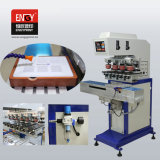 Dongguan 4 Color Promotional Item Printing Machine/Pad Printer for Stationary and Electronic