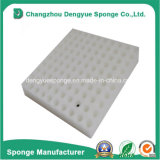 White Color Soilless Culture 100PCS Polyurethane Seeding Planting Foam