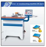 Manual Type Curve and Double-Sided Gluing Edge Banding Machine