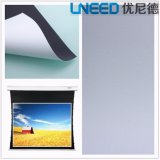 PVC White Projection Screen Fabric Fiber Projection Screen