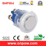 Onpow 16mm Push Button Switch (GQ16H-10/PC, CE, CCC, RoHS Compliant)