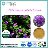Natural Alfalfa Extract, Alfalfa Saponins, Medicago Sativa 10: 1 20: 1