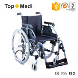 Topmedi Aluminum Manual Folding Wheelchairs