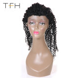 180% Density Kinky Curly 360 Lace Frontal Wig with Baby Hair Pre Plucked Hairline Curly Wigs for Women Brazilian Remy Hair Top Fashion Human Hair