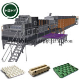 Hghy Automatic Paper Pulp Molding Apple Tray Fruit Tray Egg Tray Making Machine