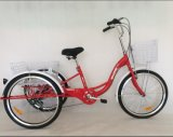 Red New Model Tricycle with Alloy Rim Trike11